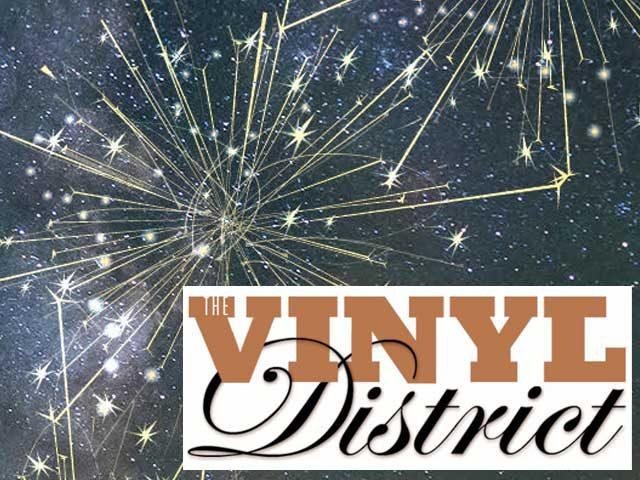 The Vinyl District loo